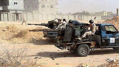 Lybie : au moins 34 soldats du GNA tués