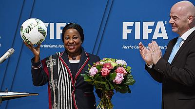 FIFA: Samoura begins work focusing on governance and diversity