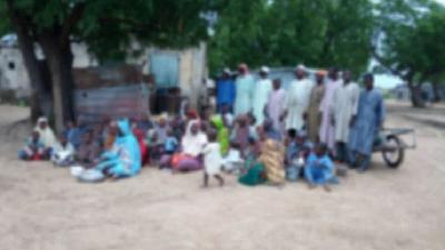 Nigeria army intercepts fleeing Boko Haram families