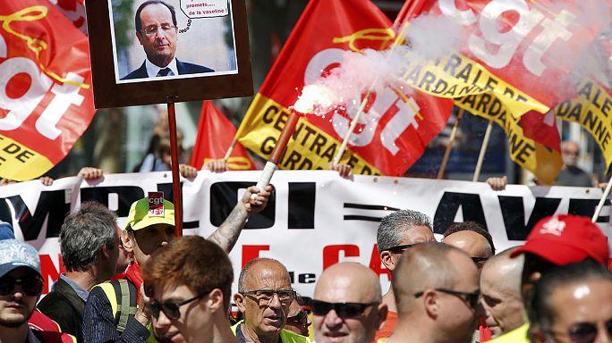Право на манифестации: дилемма французских властей