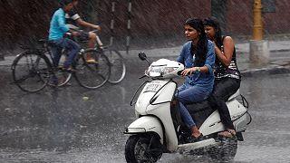 Halálos villámcsapások Indiában
