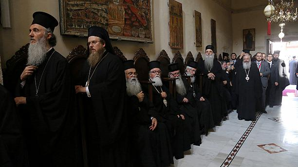 Orthodox Council meeting staggers on as 1000-year quarrel continues