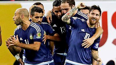 Copa America: l'Argentine en finale