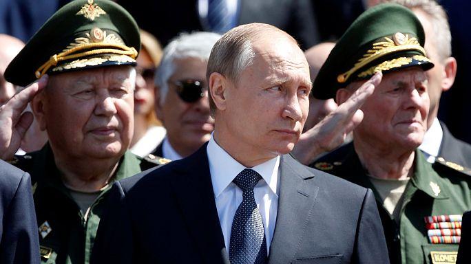 Rússia prepara-se para possível ofensiva NATO