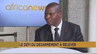 RCA : les défis du désarmement