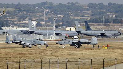 Germany says Turkey is blocking plans for Incirlik visit