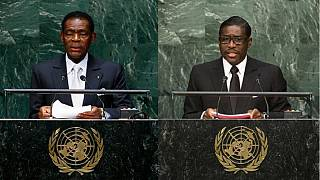 Equatorial Guinea president elevates son to Vice President
