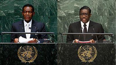 Equatorial Guinea president elevates son to Vice President