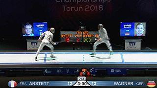 Europeu de Esgrima: Benedikt Wagner conquista medalha de ouro no sabre