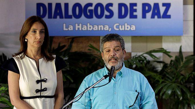 كولومبيا: خمسون عاما من النزاع تنتهي بالتوصل إلى إتفاق سلام