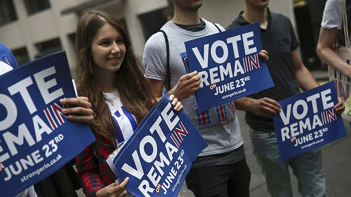 'Stronger, Safer, Better off': Remain camp makes one final push against Brexit