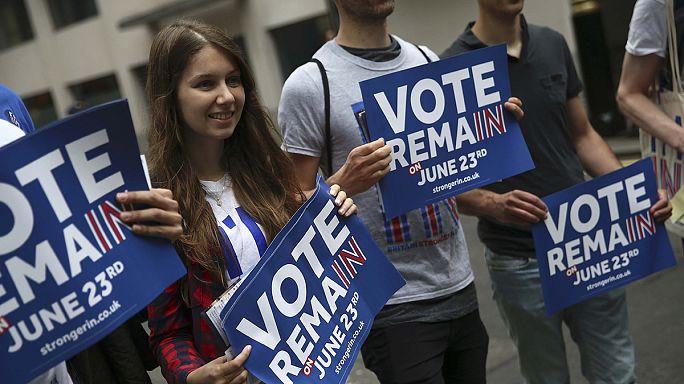 """""""Dies ist eine Lebensentscheidung"""": Pro-EU-Lager richtet letzten Aufruf an die Briten"""