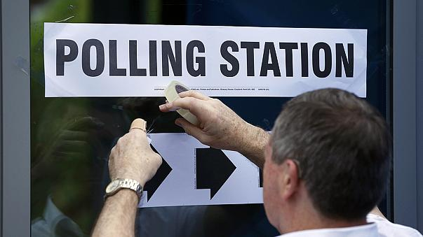 Britain waits to see what the future holds on Referendum Day