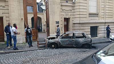 Congo shocked by attack on its embassy in Paris, demands adequate security