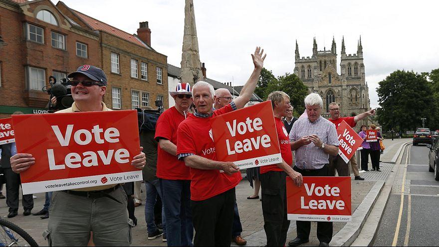 Boris Johnson im Brexit Endspurt