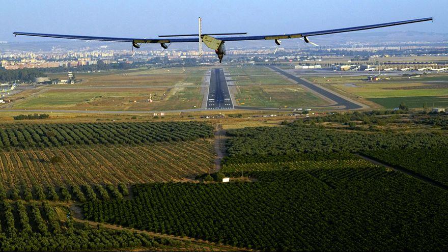 Solar Impulse 2 : premier vol solaire transatlantique