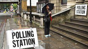 Brexit polls open