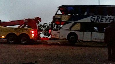 50 Zimbabweans injured in bus crash in South Africa