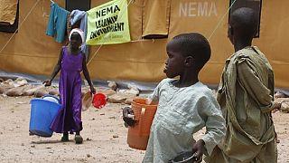 Nigeria : les déplacés du camp de Bama, dans l'État de Borno, au bord de la catastrophe humanitaire.