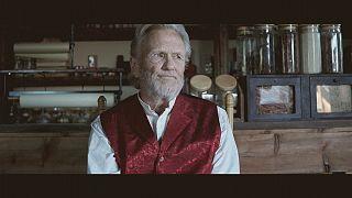 Kris Kristofferson festeja 80 anos com um novo western