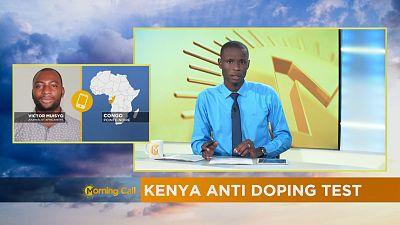 Le Kenya et le CIO mènent une guerre anti-dopage pour RIO 2016 [ The Morning Call ]