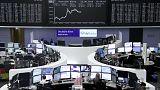 وضعیت بازارهای بورس اروپا در روز برگزاری همه پرسی «برکسیت»
