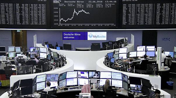 """Börsen: """"Eingepreist ist im Moment, dass Großbritannien in der Europäischen Union bleibt...."""""""