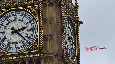Grande-Bretagne : les anglais appelés à voter pour une sortie ou non de l'Union européenne