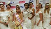 Feeling flush: making wedding dresses from toilet paper