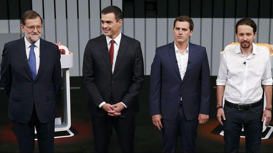 Espanha volta às urnas domingo no meio de um impasse governativo