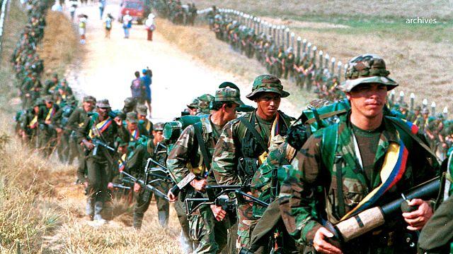 Latin Amerika'da yarım asırlık silahlı çatışma sona eriyor