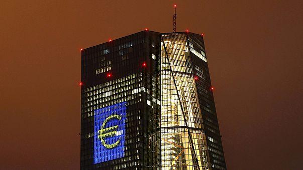 Avrupa Merkez Bankası'ndan Yunanistan'a iyi haber