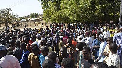 Nigeria : le camp de déplacés de Bama, dans l'État de Borno, au bord de la catastrophe humanitaire