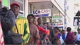 Le Zimbabwe face à une pénurie de liquidités