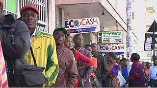 Zimbabwe's deafening cash crunch