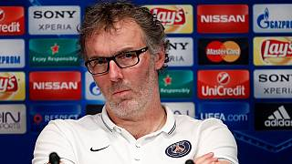 Laurent Blanc parts ways with PSG - report