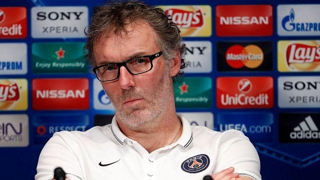 Laurent Blanc parts ways with PSG - report