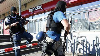 Polizei tötet Geiselnehmer in Südhessen - Opfer unverletzt