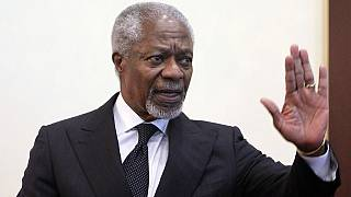 We must not let the street take the place of the ballot box - Kofi Annan