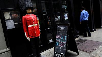 British vote results awaits Friday