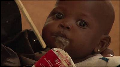 A peanut paste help clamp down malnutrition in Niger