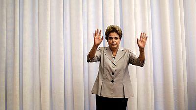 """Dilma Rousseff """"sera invitée"""" à la cérémonie d'ouverture des JO"""