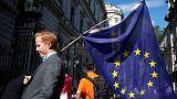 """Brexit : """"Un choix douloureux qui met gravement l'Europe à l'épreuve"""", selon Hollande"""