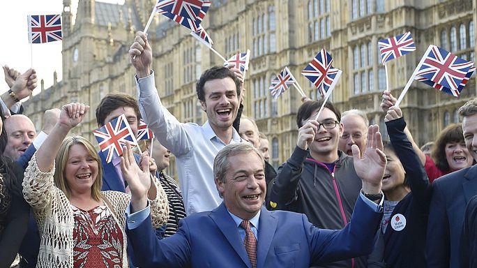 """""""Brexit"""": Фараж призвал всю Европу последовать примеру британцев"""