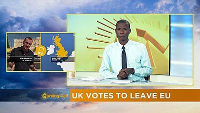 Le Royaume-Uni quitte l'Union Européenne [ The Morning Call ]