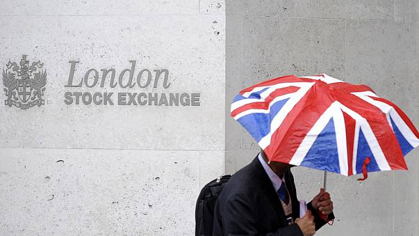 Black Brexit Friday as pound plummets and FTSE falls