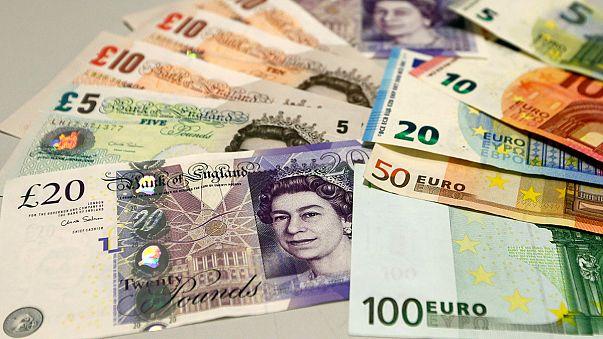 A brit jegybank és az EKB is kész beavatkozni