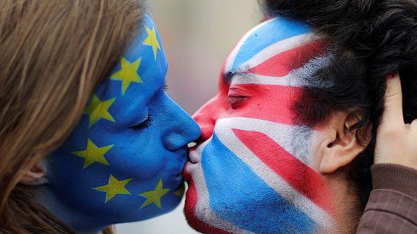 "Jan Techau a Euronews:""La Brexit sarà dura per Londra"""