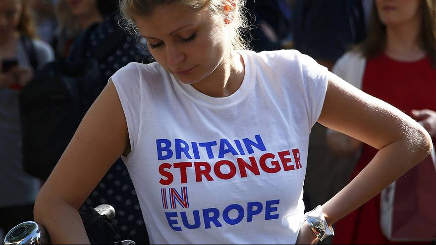 Brexit fallout as poll exposes deep divisions between old and young