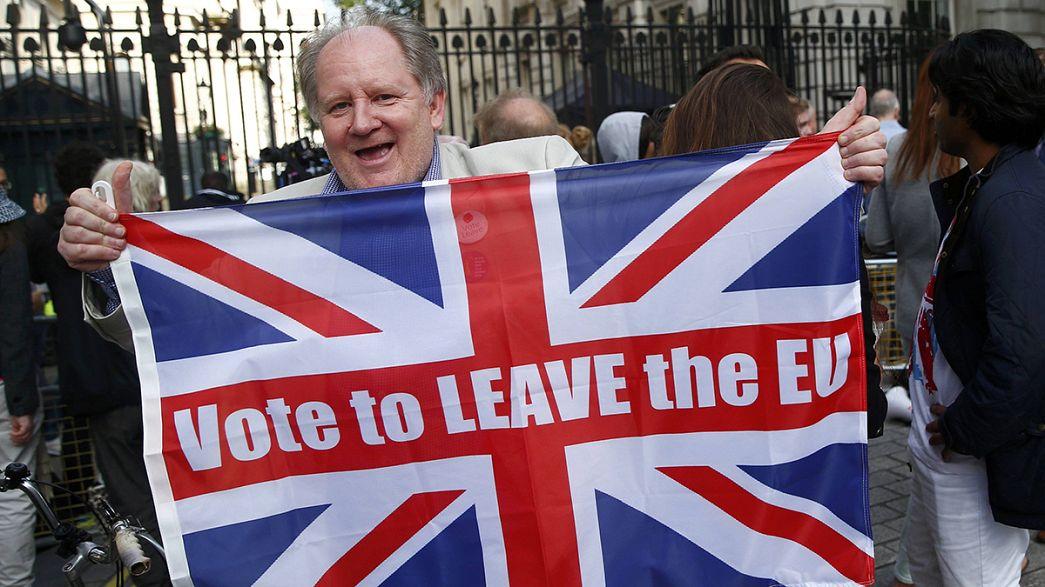 Cоединённое Королевство проголосовало за выход из Европейского Союза